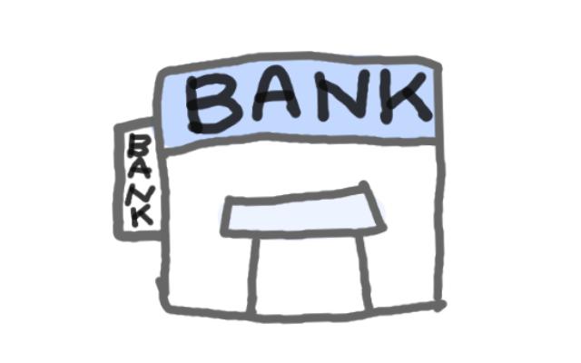 銀行アイコン