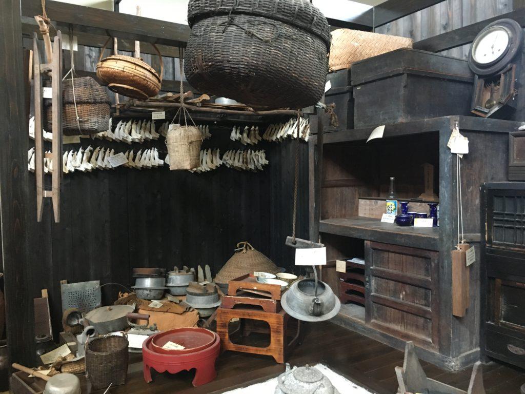 奥ヤンバルの里の民具資料館